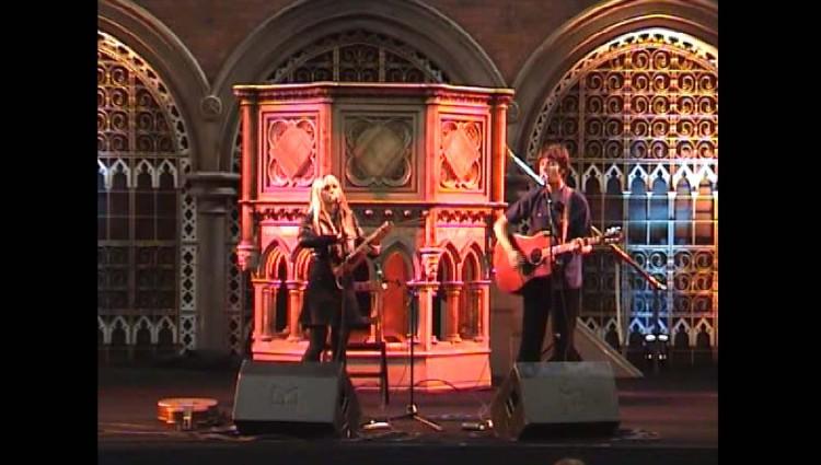 2008-10-04 Union Chapel - Troops.Movie_Snapshot