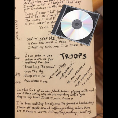 Lyrics CD