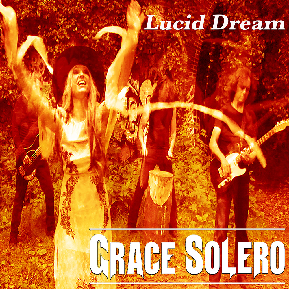 Grace Solero 'Lucid Dream' cover